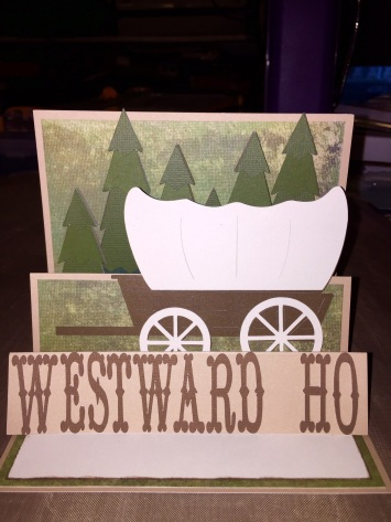 Step/Easel Card-Front